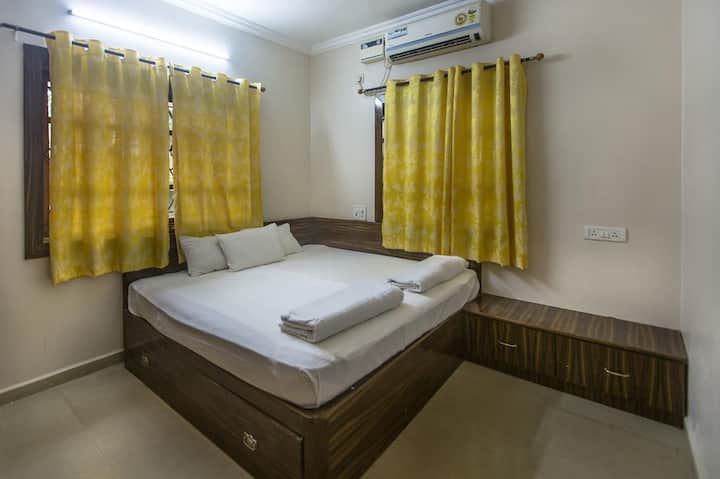 Deluxe Private Room by Moustache Goa