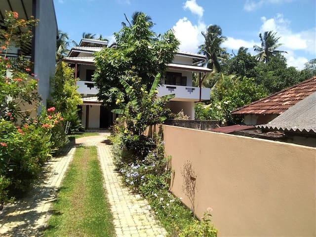 Fully Furnished Two Story House @ Karapitiya