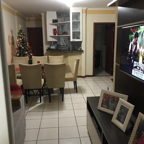 Lindo apartamento na zona sul a sua disposição !!!