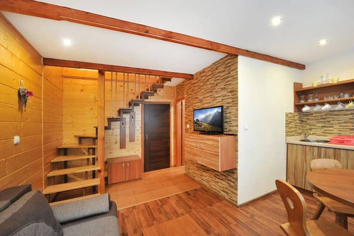 APLEND Cottage LUX Tatry Holiday 5+0