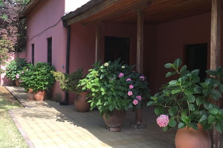 Habitacion doble en suite Chacras de Coria Lujan