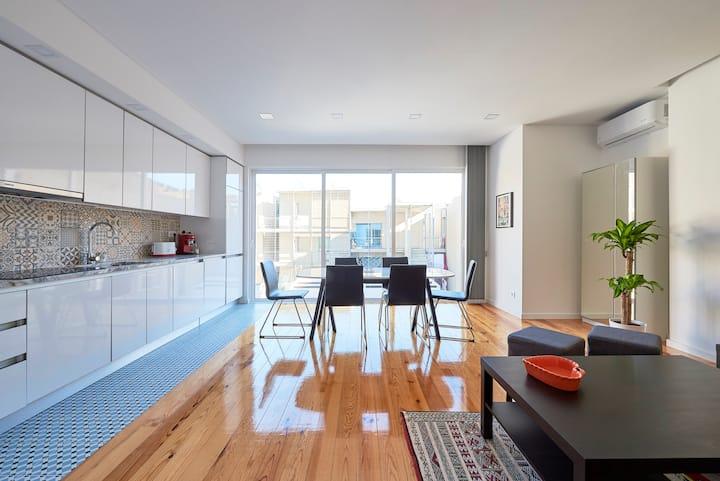 Lisbon Design Apartment /AC
