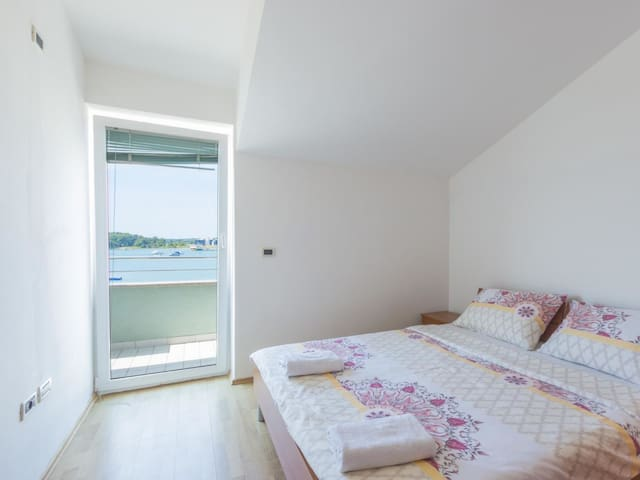 """2-room apartment """"Medulin (A15)"""", for 4 people, 36 m²"""
