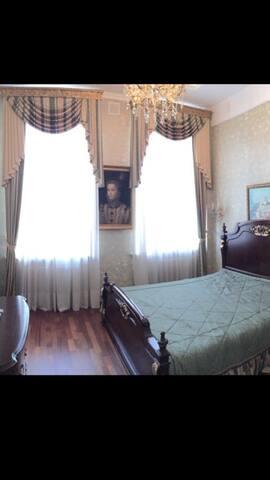 Уютная квартира с видом  на Москву - Москва - Apartament