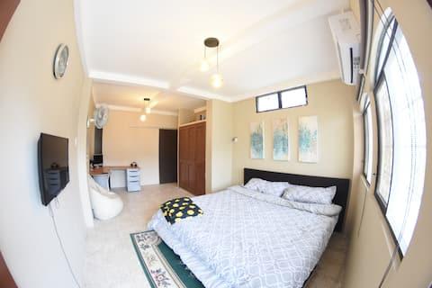 Suite independiente al norte de Guayaquil