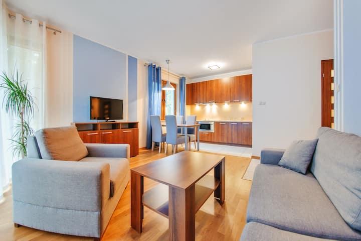 Cztery Pory Roku Apartament 1 dla 4 osób