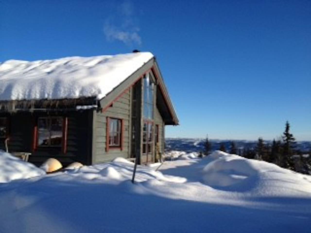 Airbnb: Topp 20 Aurdal hytteutleie - Airbnb Aurdal