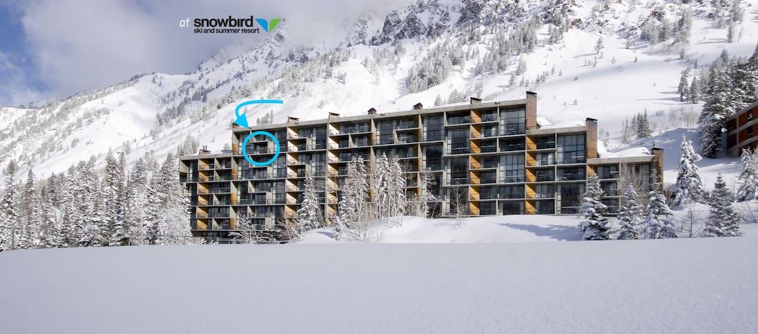 10th FLOOR CONDO SLOPESIDE - SNOWBIRD SKI RESORT