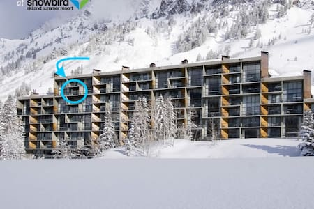 10th FLOOR CONDO SLOPESIDE - SNOWBIRD SKI RESORT - Sandy