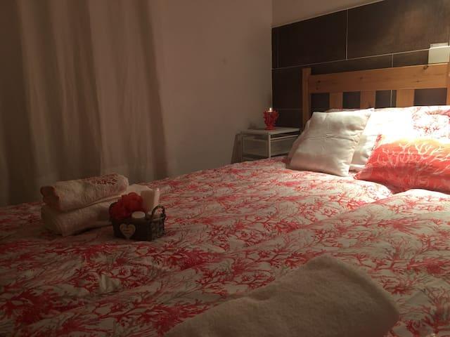 Bonita y amplia habitacion!!! - Maspalomas - ที่พักพร้อมอาหารเช้า