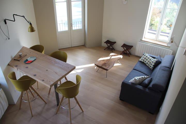 Appartement 45m² avec balcon, centre ville - La Rochelle - Apartment