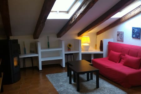 romantic attic - Triest - Wohnung