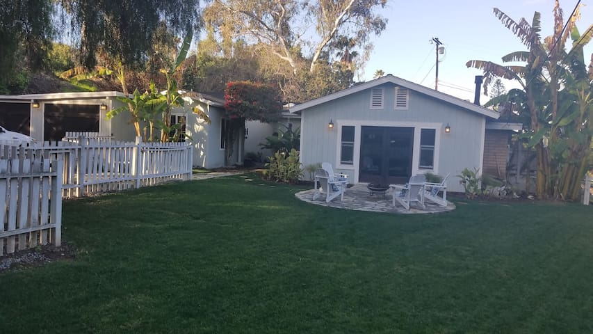 Charming home in a San Diego few experience!