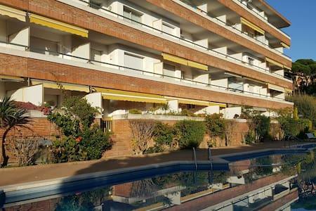Apartamento de diseño a 350m de la playa de Fenals - Lloret de Mar