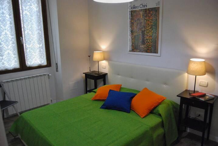 Camera 1 - letto matrimoniale