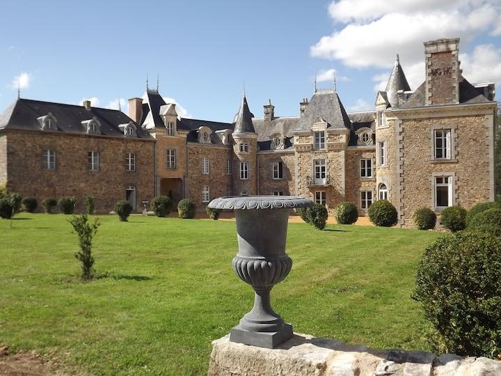 Château familial d'exception