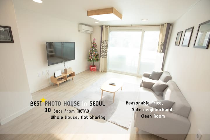 BEST★PHOTO HOUSE #1 - 마포구 Mapo-gu - Apartament