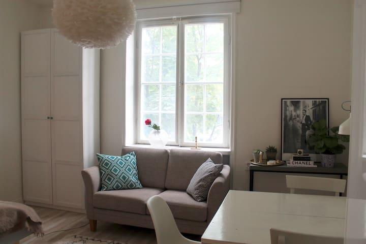 Lägenhet nära stan - Stockholm - Appartement