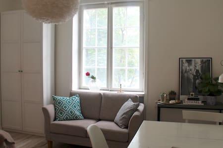Lägenhet nära stan - 스톡홀름