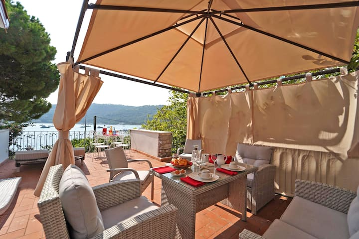 Villa Miranda, 10 pax, close the sea, near 5Terre