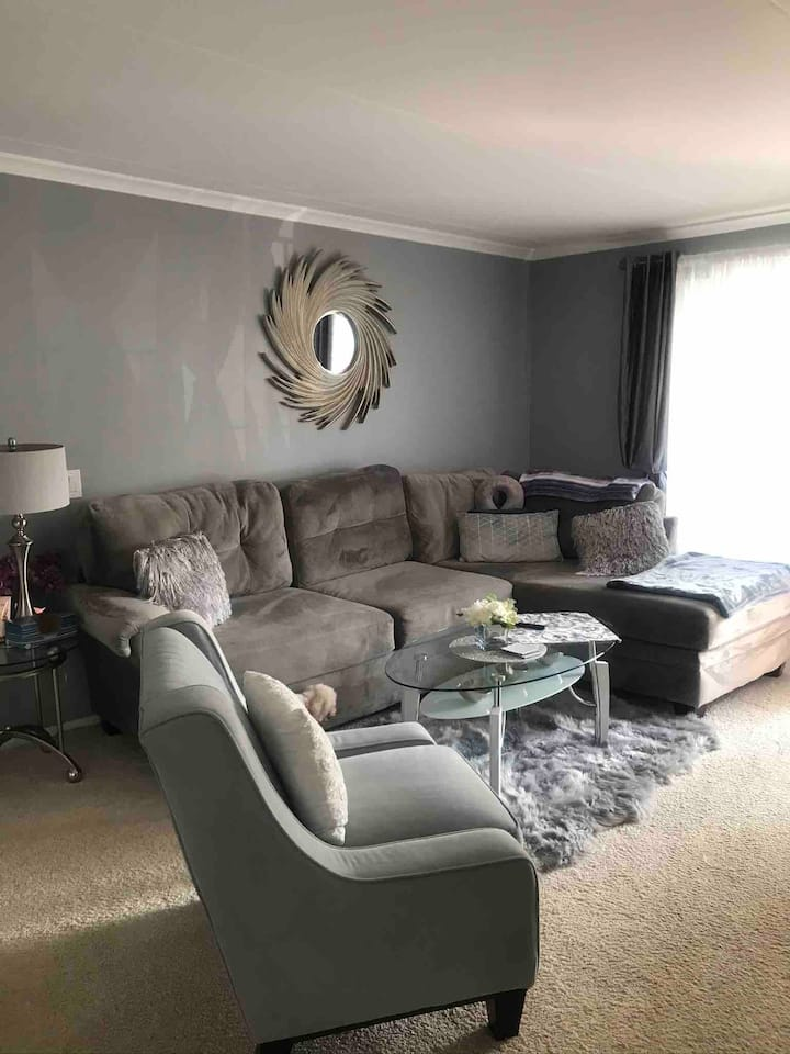 Beautiful 1BR Condo close to O'Hare