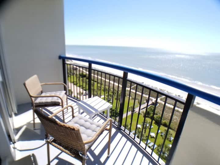 Amazing view Last Min $99. Sale Oceanfront Balcony