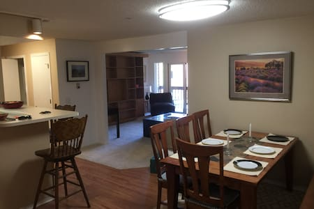 Close to Folsom Field at CU - Boulder - Condominium