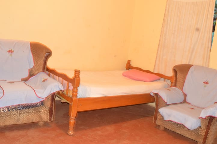 A conventional and exciting home stay in Nairobi
