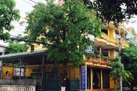 Dozy Hostel - Make yourself at home - Đồng Hới