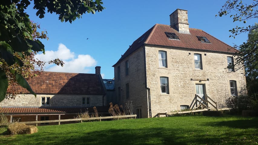 Folly Farm Centre - nature reserve - Pensford - Rumah