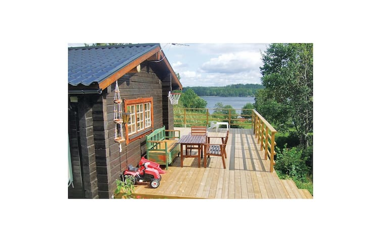 Holiday cottage with 3 bedrooms on 59m² in Tranås