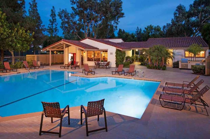 Cozy Private Anaheim Hills Suit 8 mins from Disney