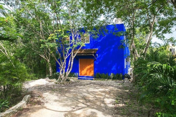 3bd 2ba Akumal Home w/ Spacious Yard & 2 Terraces