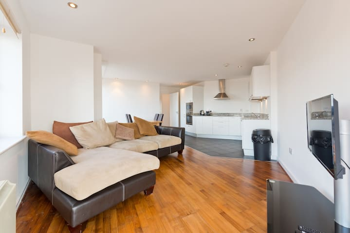 Penthouse 2 bedroom Dublin City Centre - Dublin