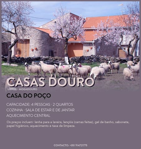 Casa do Poço - Turismo Rural - Bragança - House
