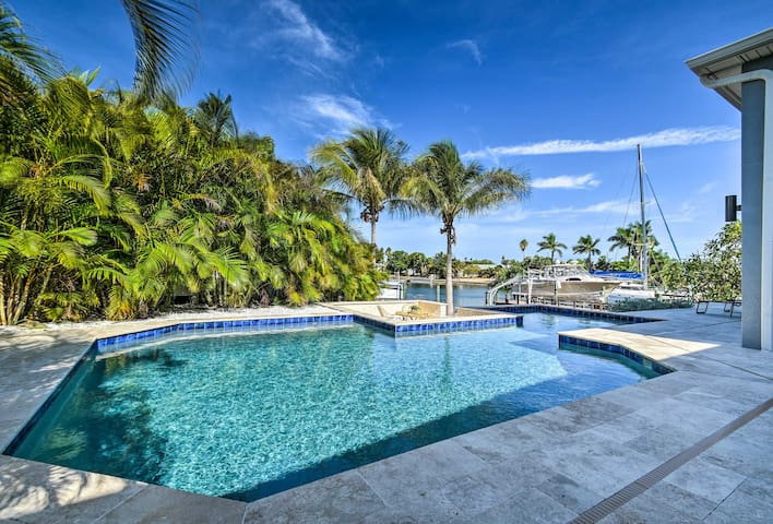 St Pete Beach Home w/Pool-Near Pass-a-Grille