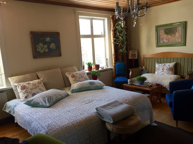 Cosy Room in Farmhouse - Avesta  - Casa