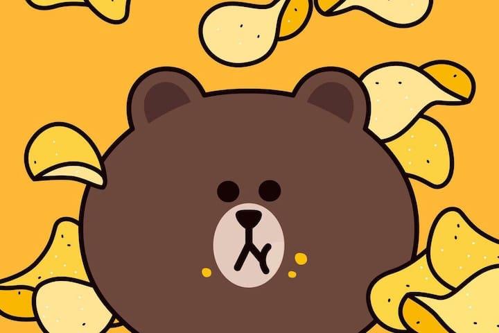 【布朗熊LOFT】春熙路·太古里·宽窄巷子·地铁直通车旁