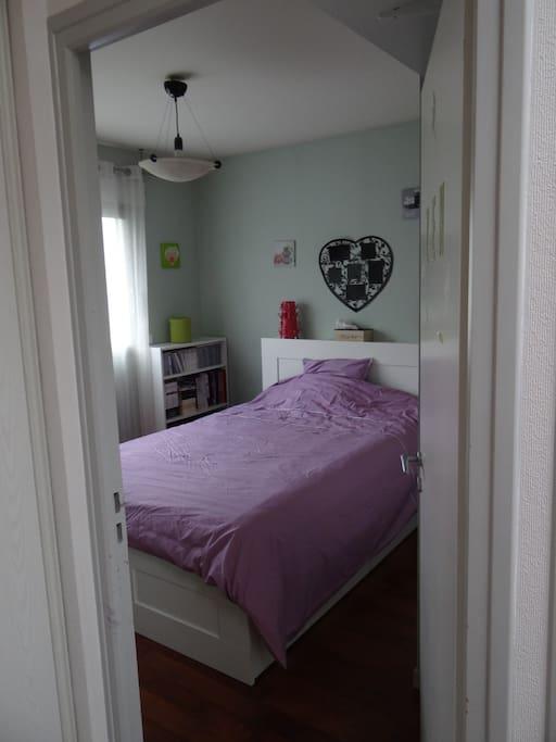 Chambre avec salle d 39 eau privative au calme maisons - Chambre universitaire clermont ferrand ...