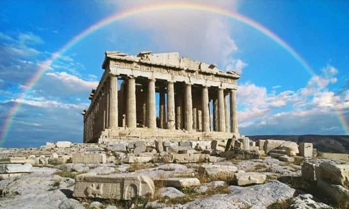 'SkyNest' Exquisite Athens apARTment