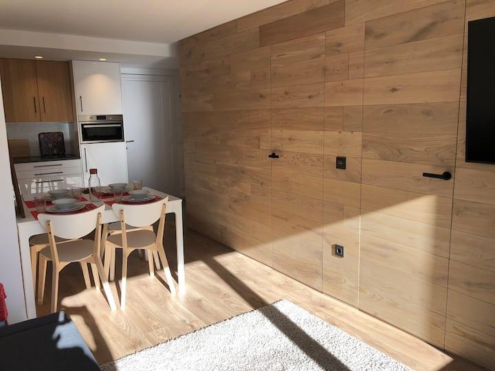 Espectacular apartamento en Candanchu