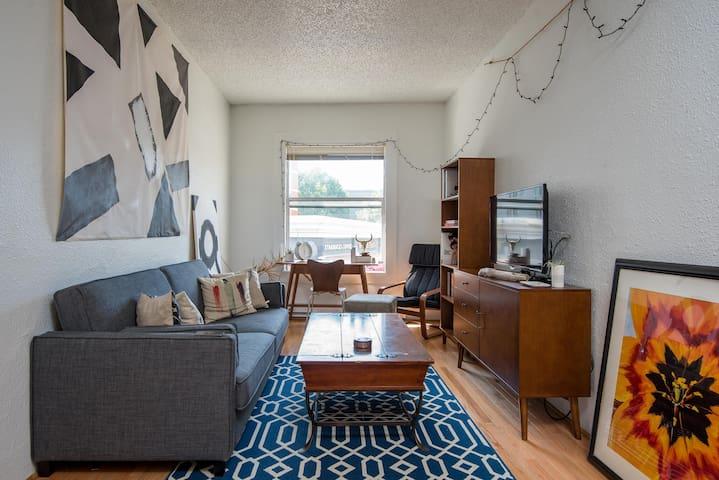 Best deal! Downt/NW Home! 98 Walk! - Portland - Apartemen