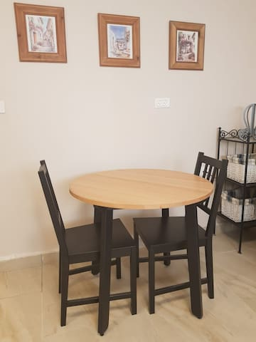 A beautiful guest unit in Ramat Beit Shemesh