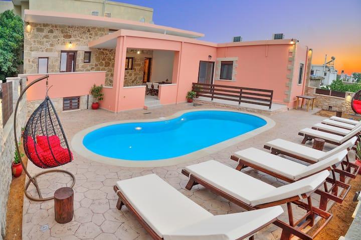 Traditional Stone Built Villa*Private Pool
