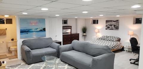 Private Suite in Mountain Estate