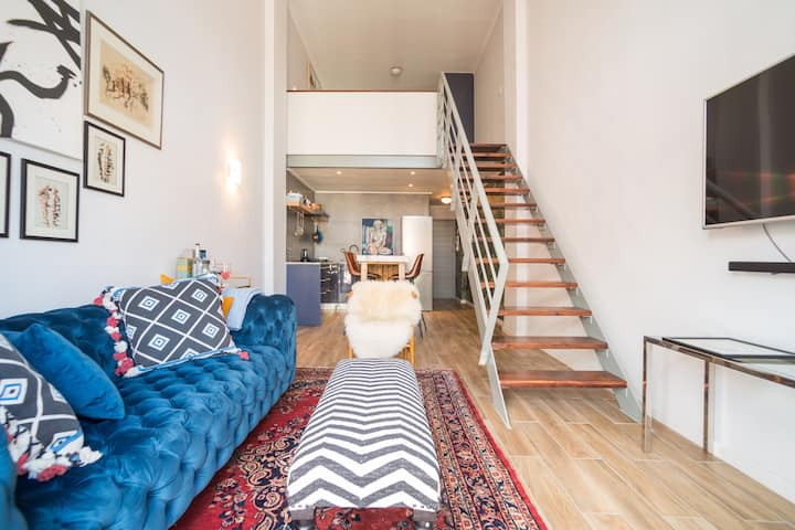 Designer Loft in the heart of De Waterkant