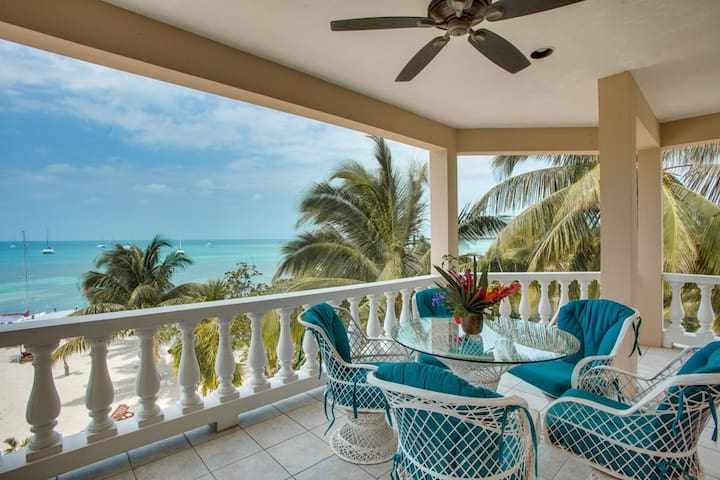 Penthouse - Iguana Reef Inn - Caye Caulker - Apartment