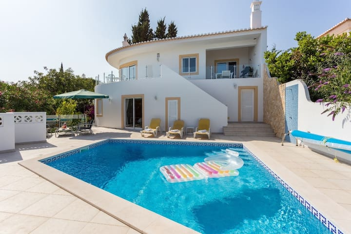 CoolHouses Algarve Lagos Contemporary Style 3 bed villa w/ sea view, Casa Redonda (30812/AL)