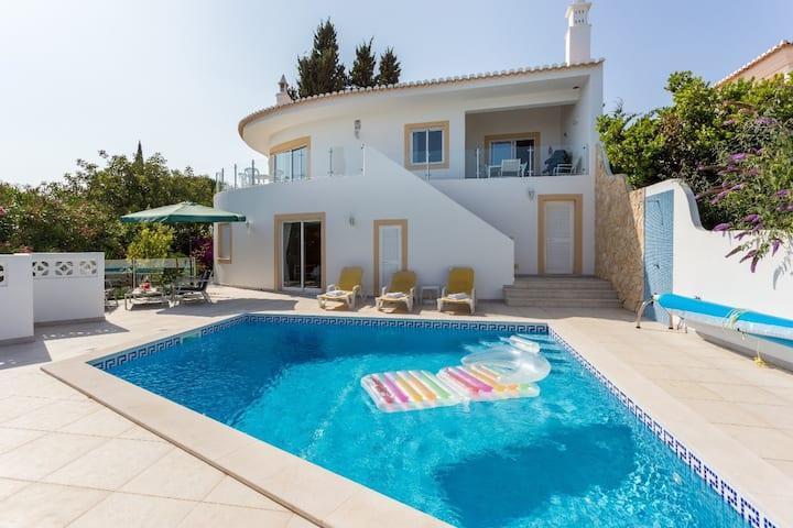 CoolHouses Algarve Lagos Contemporary Style 3 bed villa w/ sea view, Casa Redonda (30812/AL)