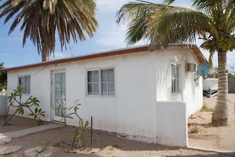 Casa de Magdalena Bay FRONT PART